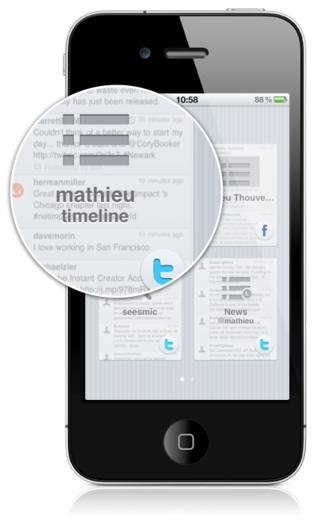 seesmic for iphone Seesmic para iPhone se actualiza
