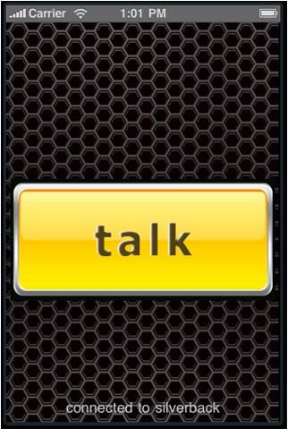 walkie talkie iphone Walkie Talkie para iPhone