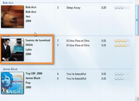 30 10 2010 09 42 33 a.m. Colocar ilustraciones de los álbumes en Windows Media Player