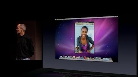 Apple Apple Events Apple Special Event October 2010 35 Beta de FaceTime disponible para Mac