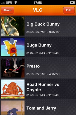 VLC media player for iphone VLC Media Player para iPhone disponible!