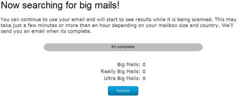 eliminar correos gmail Depurar correo de Gmail con Find Big Mail