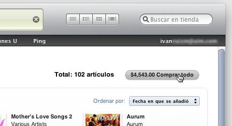 hacer lista deseos itunes 8 Hacer lista de deseos en iTunes Store