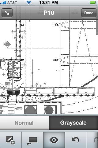 archivos dwg iphone AutoCAD WS ahora soporta edición offline
