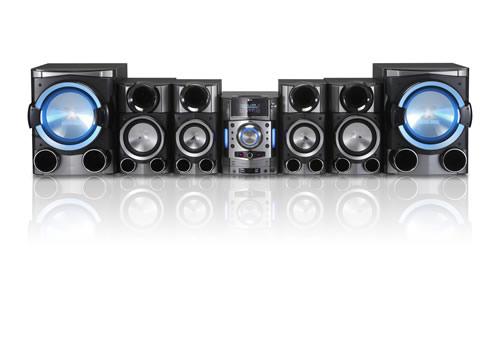 LG KSM1506 1 Minicomponente LG KSM1506 una mayor potencia y mejor tecnología de audio
