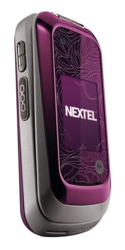 Motorola Purp i786W 5 Motorola Purp i786W de Nextel