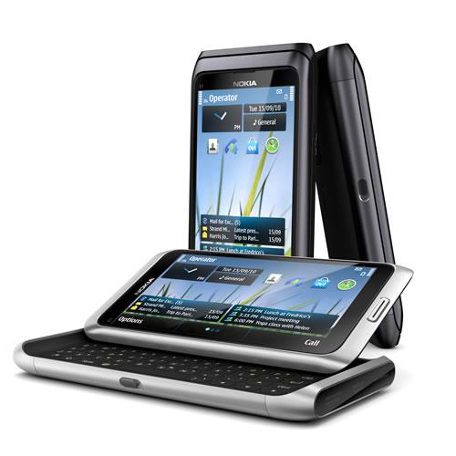 nokia e7 3 Nokia E7 llega en Abril a América latina