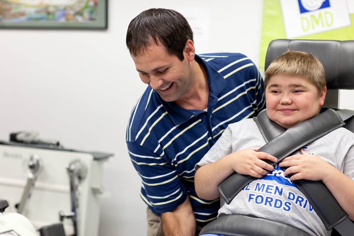 Duchenne Muscular Dystrophy Gait The Next Generation Of Rehab Experts Phhp News College