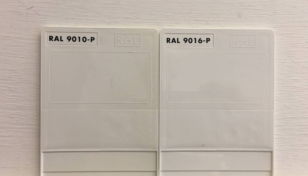Ral 9003 Vs 9010 Ral 9003 Vs 9010 - Sararussew