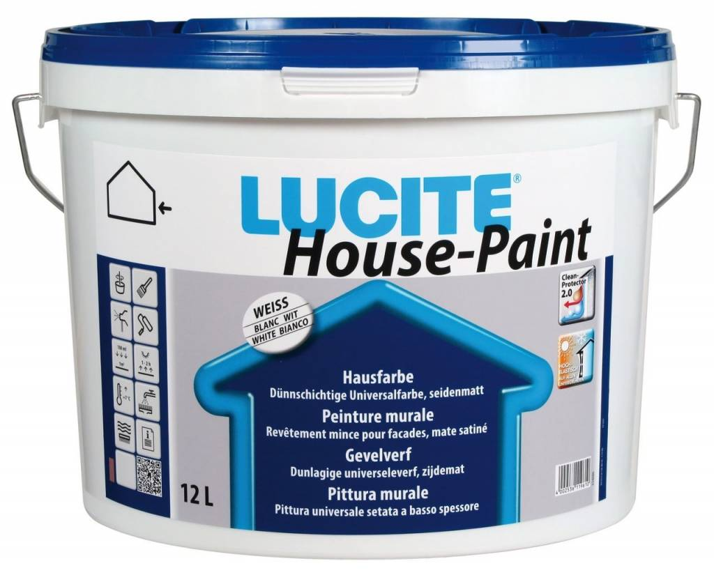 Pittura Online Sikkens Lucite Housepaint Colour