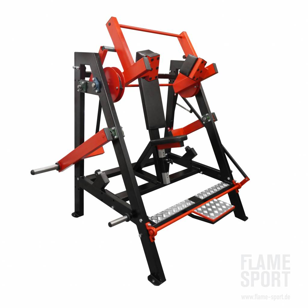 Pullover In Gym Pullover Machine 7a Plate Loaded Flame Sport