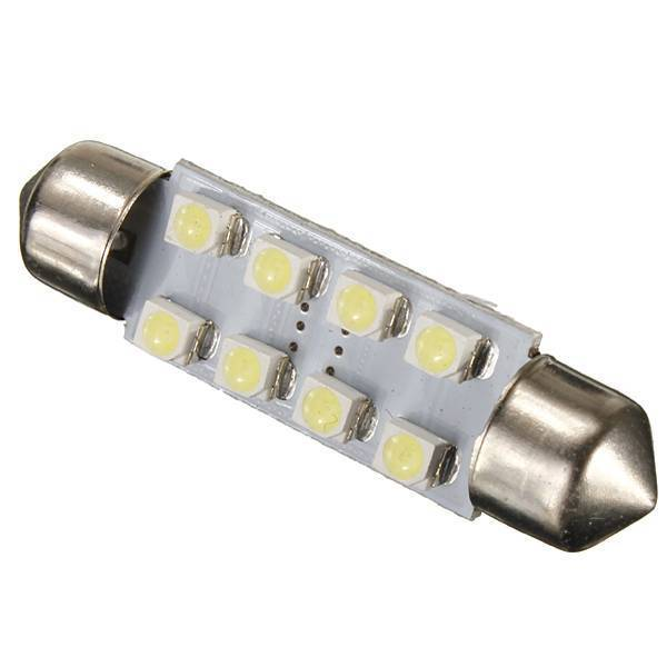 Led Voiture D 39 éclairage 12v Plafond I Myxlshop Powertip
