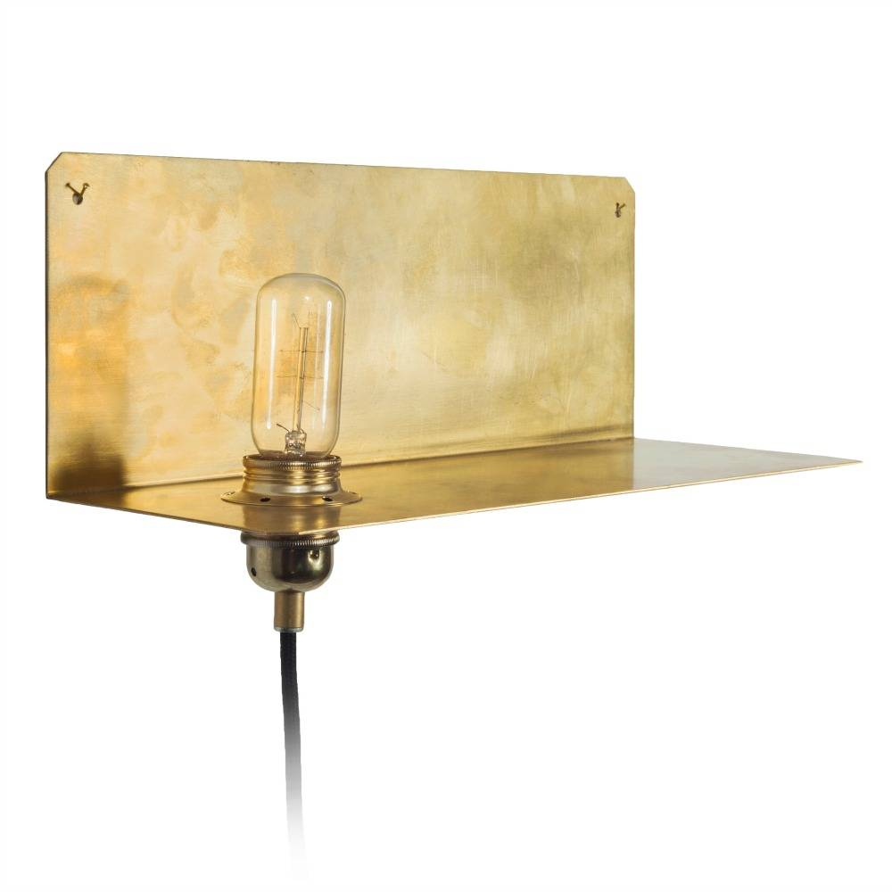 Messing Lampe Frama Shop Lampe 90 Wall Brass Gold Messing 15x40x15cm