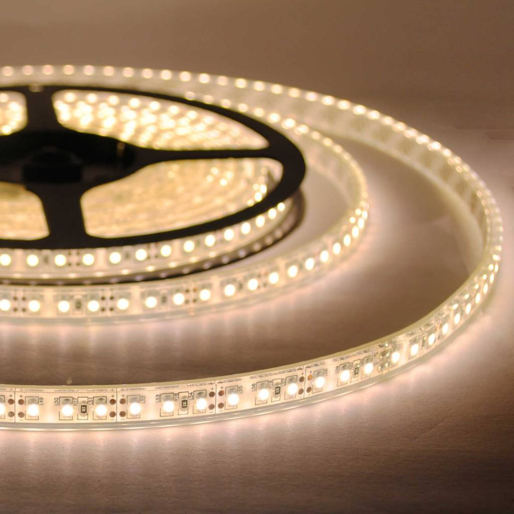 Led Slang Verlichting Warm Wit Led Strip Flexibel Warm Wit 120 Led M Ip68 Waterdicht Per 50cm