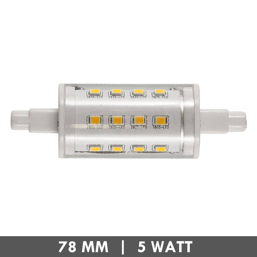 R7s Led Dimbaar Philips Led R7s Interesting Osram Led Rs Ww Lm Dimmable Hours With Led