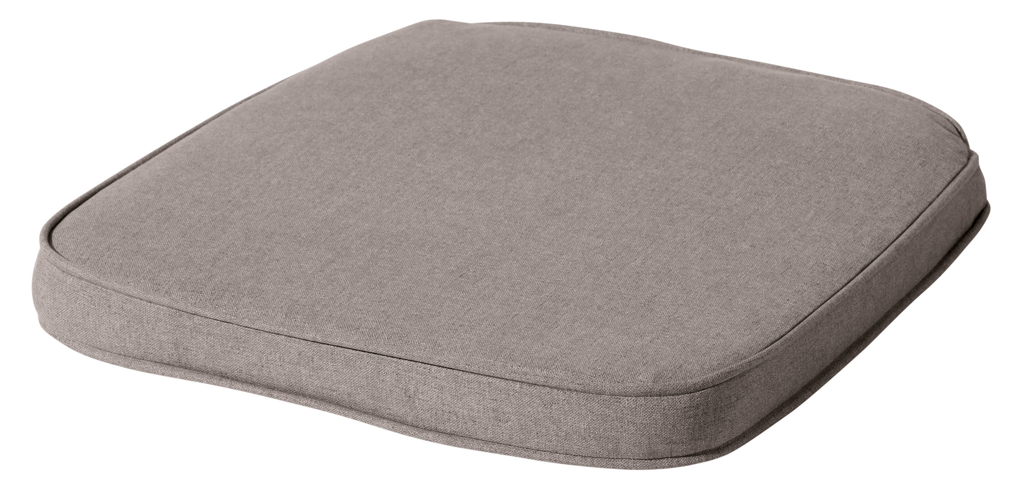 Hoes Voor Tuinstoelkussens Wickerkussen Outdoor 46x48cm Outdoor Oxford Grey Madison