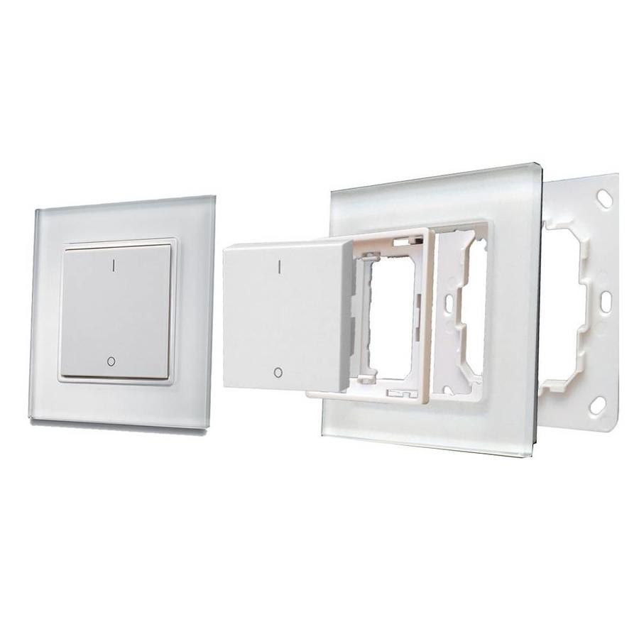 Led Dimmer Draadloos Intoled 1 Channel Wireless Led Wall Dimmer