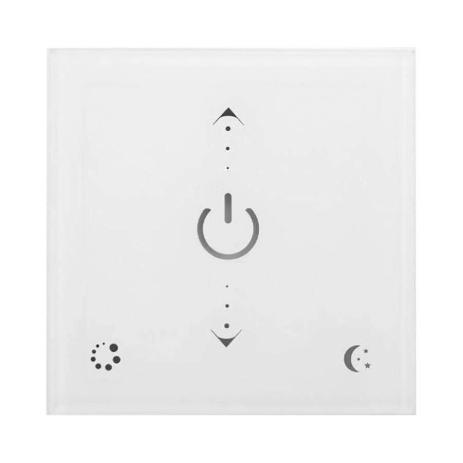 Led Dimmer Draadloos Intoled Wireless 2 4 Ghz Led Wall Dimmer