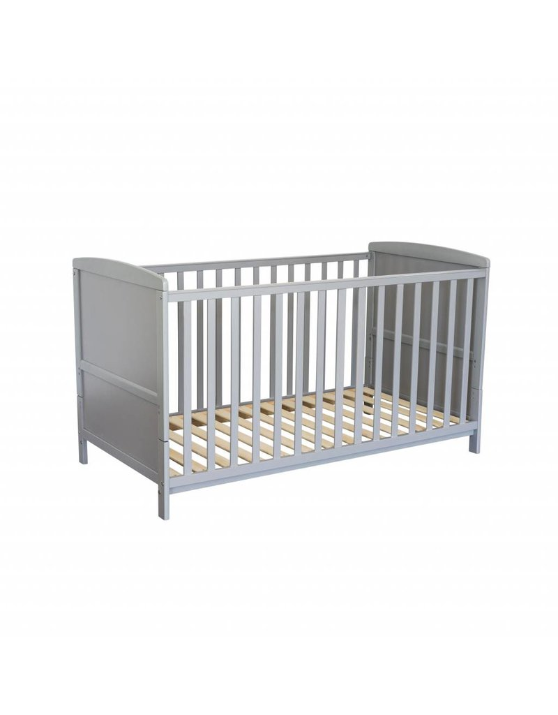Kinderbett Baby Baby Cot Bed Grey