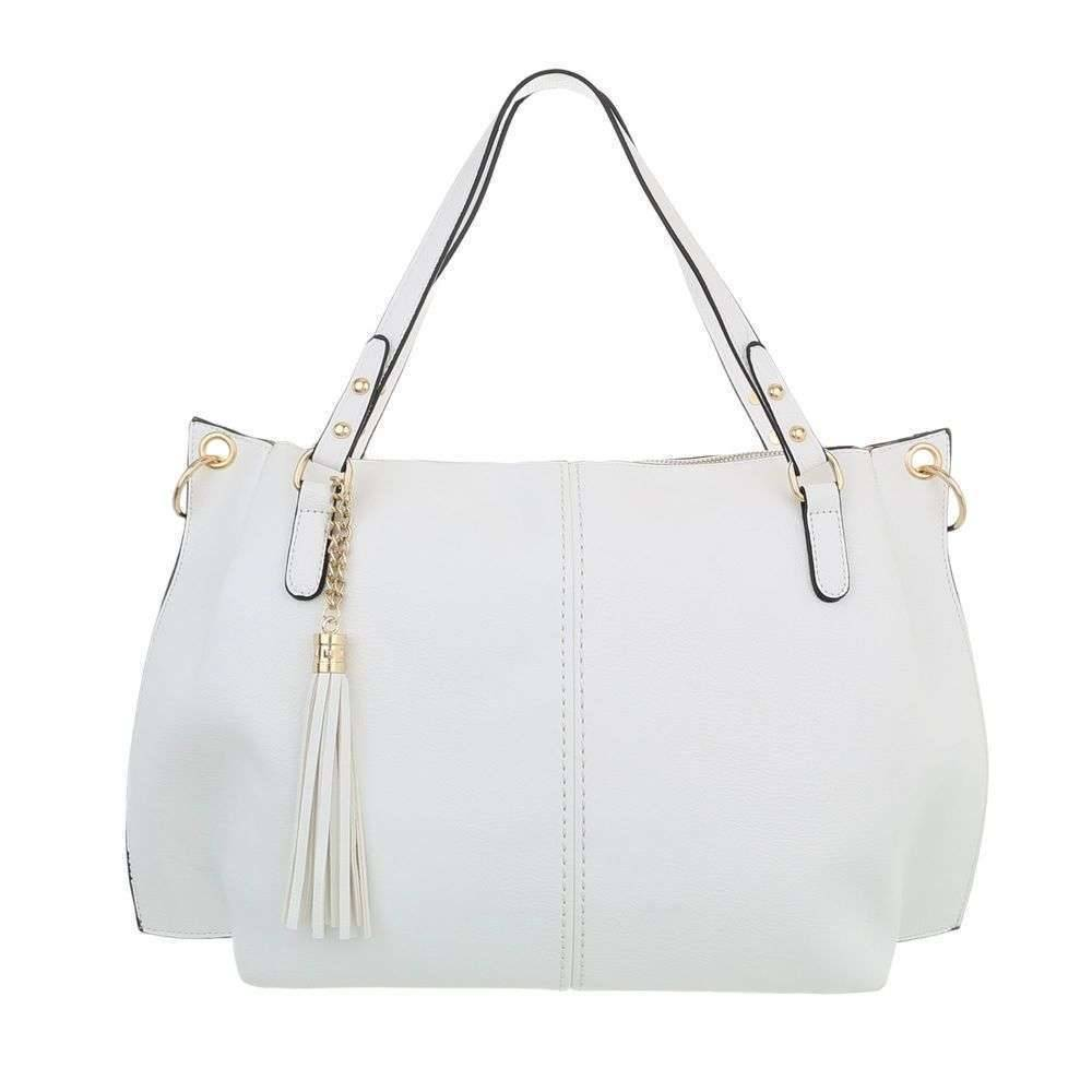 Damen Shopper Neckermann Damen Shopper White
