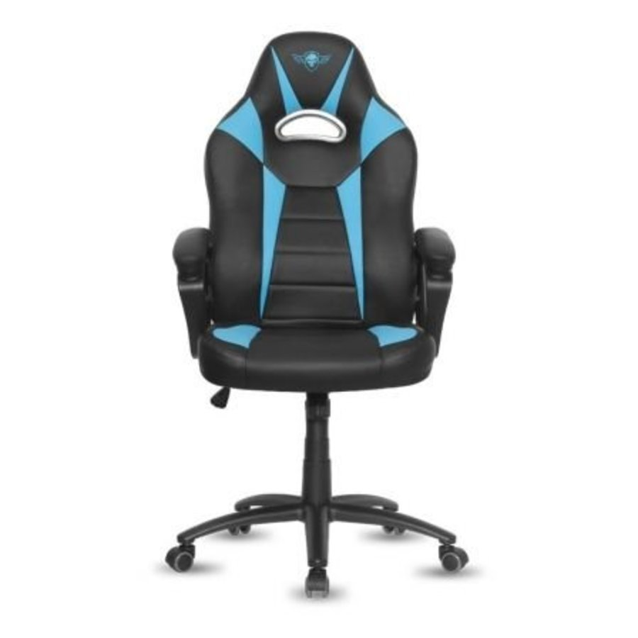 Fauteille Gamer Spirit Of Gamer Fighter Gaming Stoel Blauw