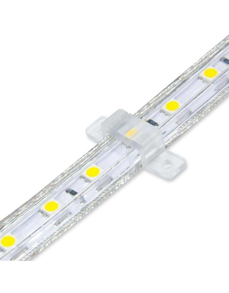 Led Slang Verlichting Warm Wit Actie Led Lichtslang Plat 50 Meter 3000k Warm Witlicht Plug And Play