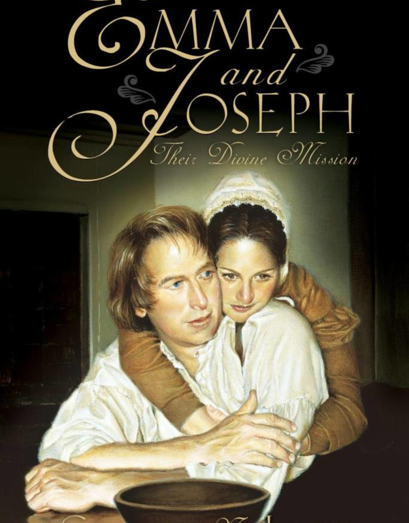 Joseph Und Joseph Emma And Joseph Their Divine Mission Gracia Jones Inspiring New Insights About This Remarkable Couple