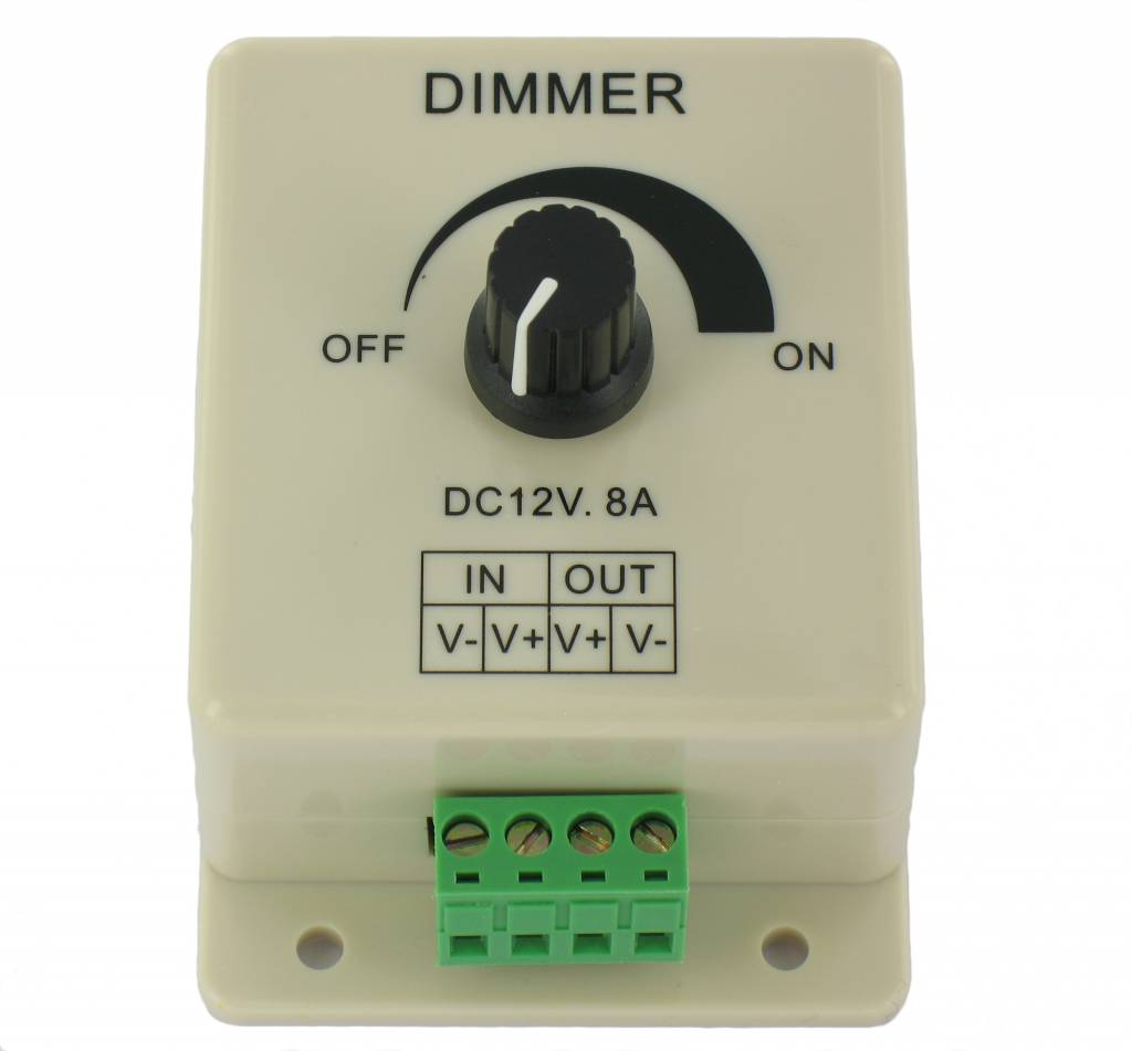 Led Dimmer Draadloos Led Dimmer For 12 Volt And 24 Volt Groothandel Xl
