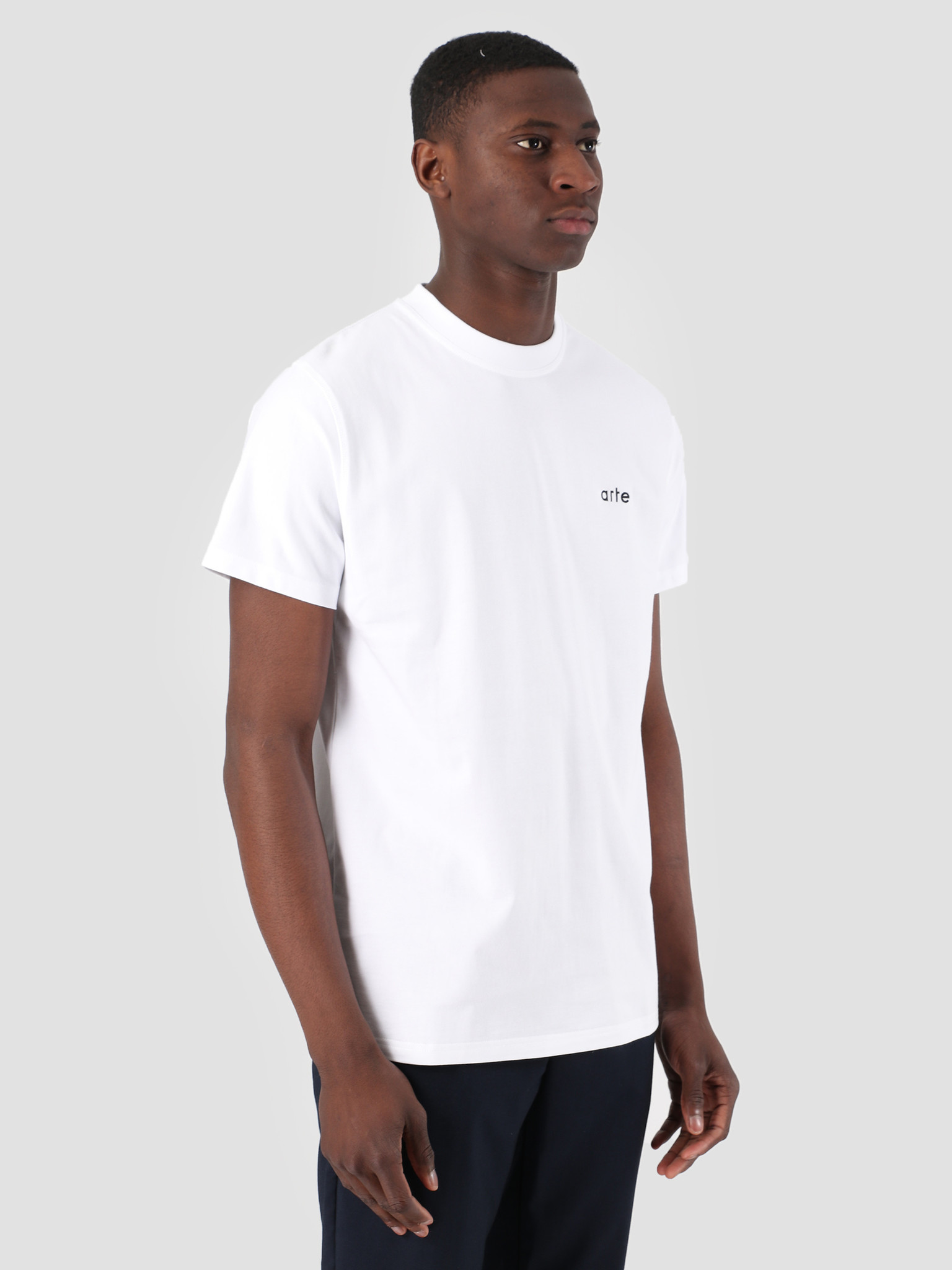 Arte Antwerp T Shirt Arte Antwerp Troy White T Shirt 3759926