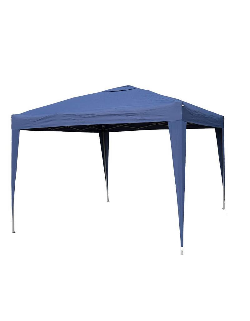 Partytent Doek 3x3 Garden Royal Garden Royal Partytent 3x3m Easy Up Blauw