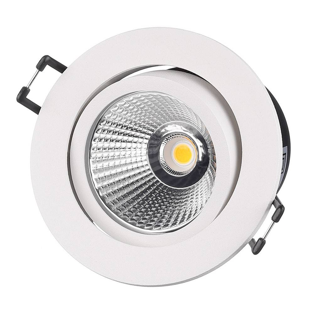 Cob Led Verlichting Cob Led Recessed Spot 6038 Series