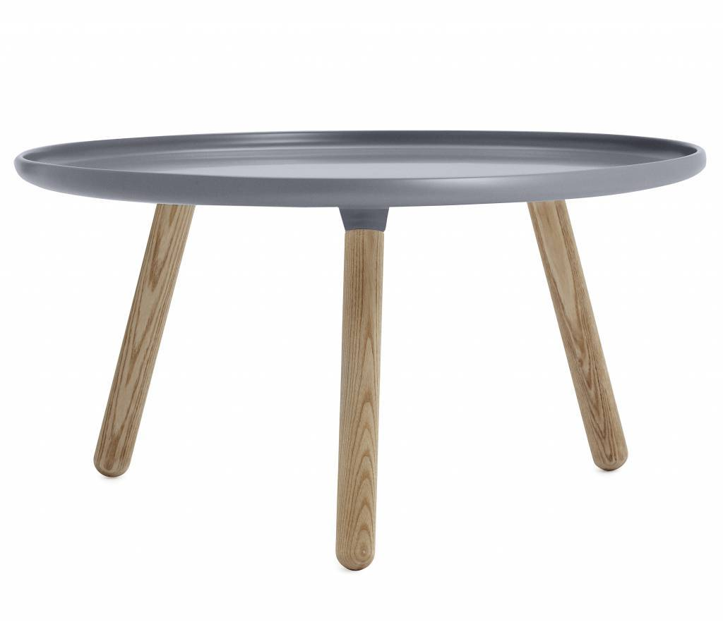 Normann Copenhagen Tablo Large Grey Living And Co