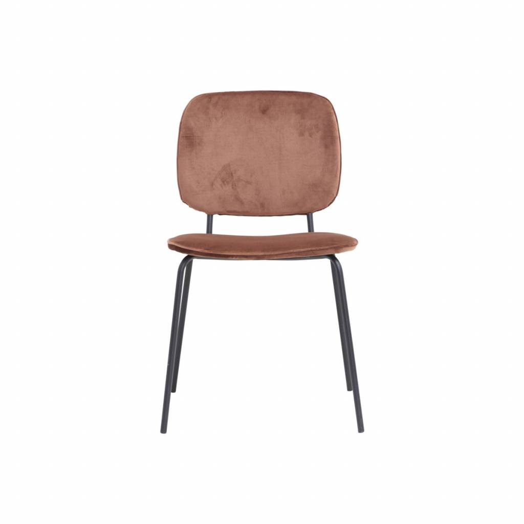Stuhl Metall House Doctor Comma Chair Rust