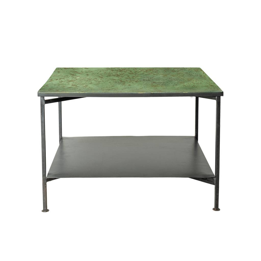 Couchtisch Bloomingville Bloomingville Bene Coffee Table Green Metal