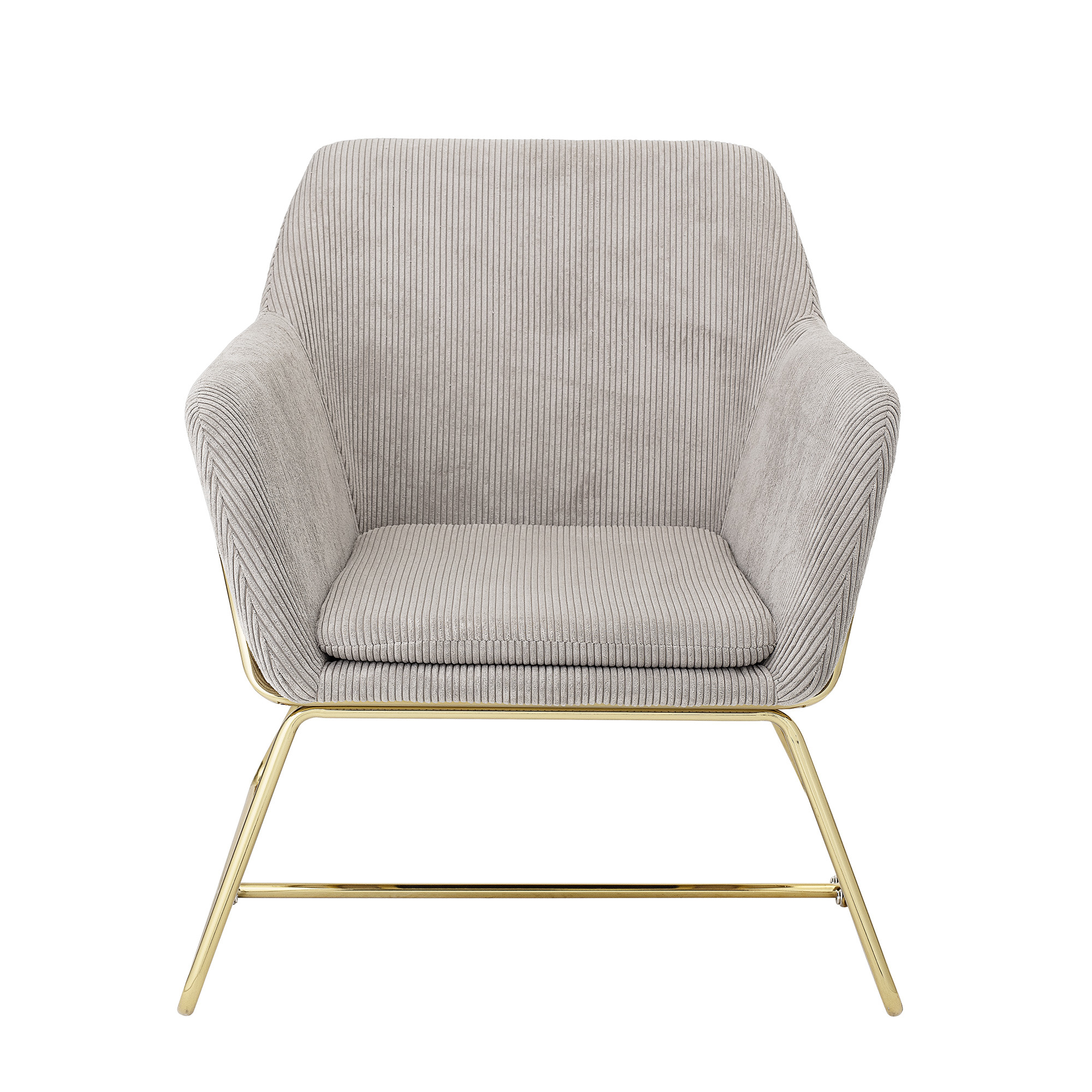 Lounge Sessel Natur Bloomingville Bass Lounge Sessel Natur Grau