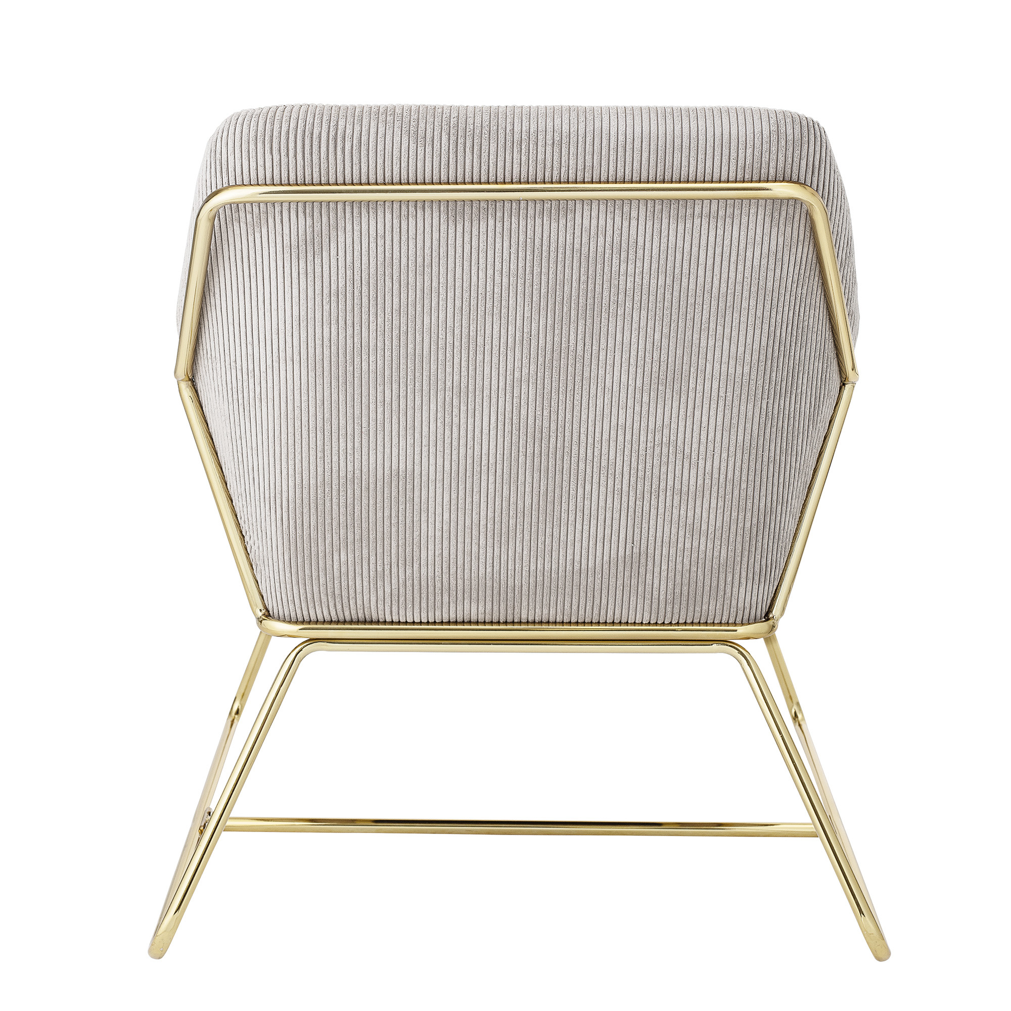 Lounge Sessel Natur Bass Lounge Sessel Natur Grau