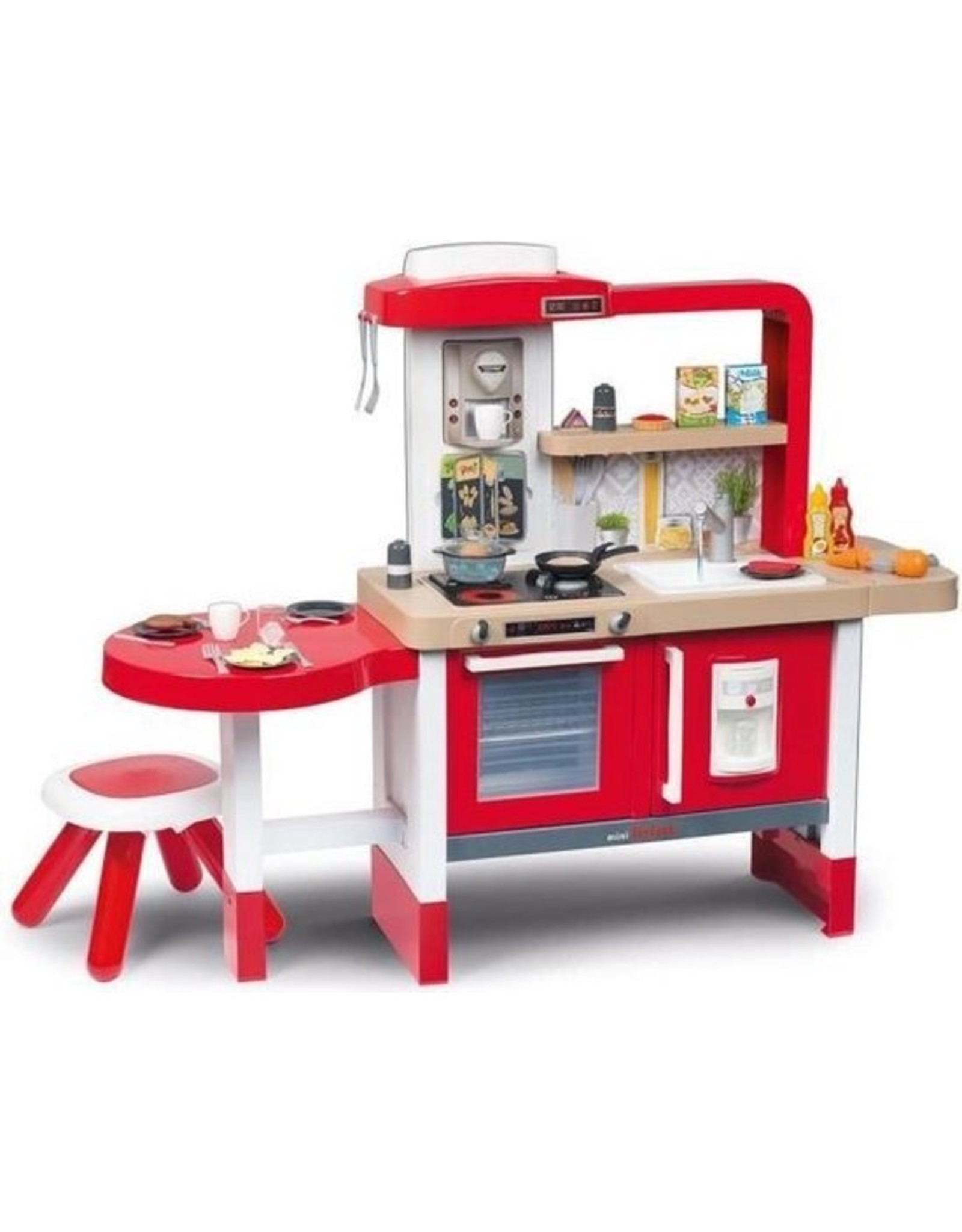 Smoby Tefal French Touch Bubble Küche Mit Wasserfunktion Smoby Tefal Grande Evolutionary Kitchen 31 - Roleplay Kitchen - Altoys - Altoys