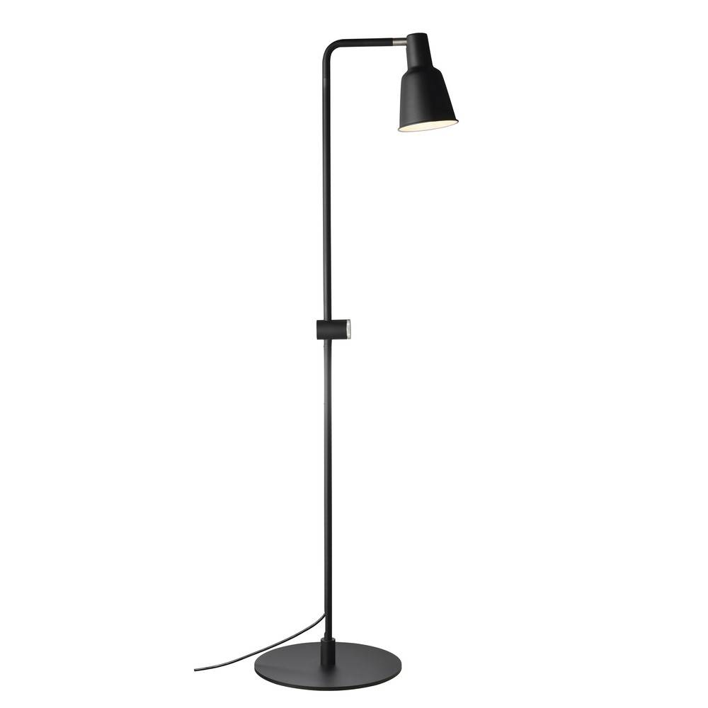 Nordlux Lampen Nordlux Floor Lamp Patton Black