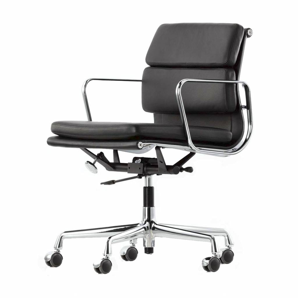 Vitra Lounge Chair Tweedehands Vitra Vitra Soft Pad Chairs Ea 217 219