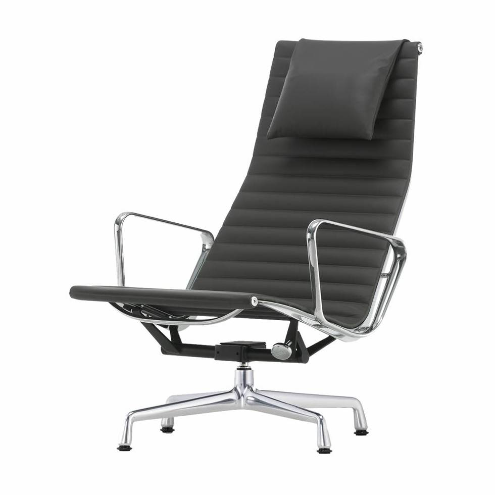 Vitra Lounge Chair Tweedehands Vitra Vitra Aluminium Chair Ea 124