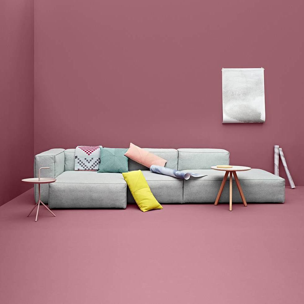 Couch Lila Hay Hay Mags Soft Sofa | 3-seater | Combination 3 - Workbrands