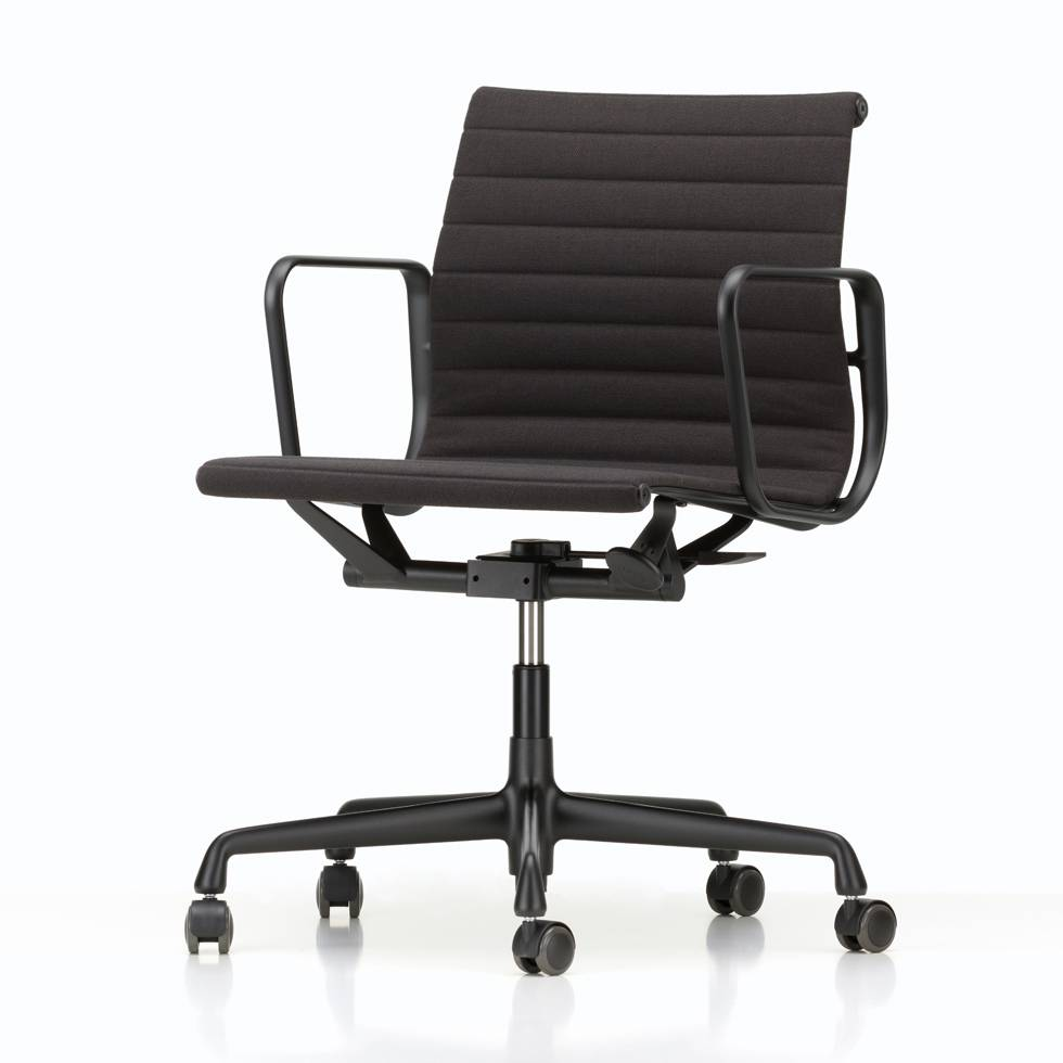 Vitra Lounge Chair Tweedehands Vitra Vitra Aluminium Chairs Ea 117 118 119