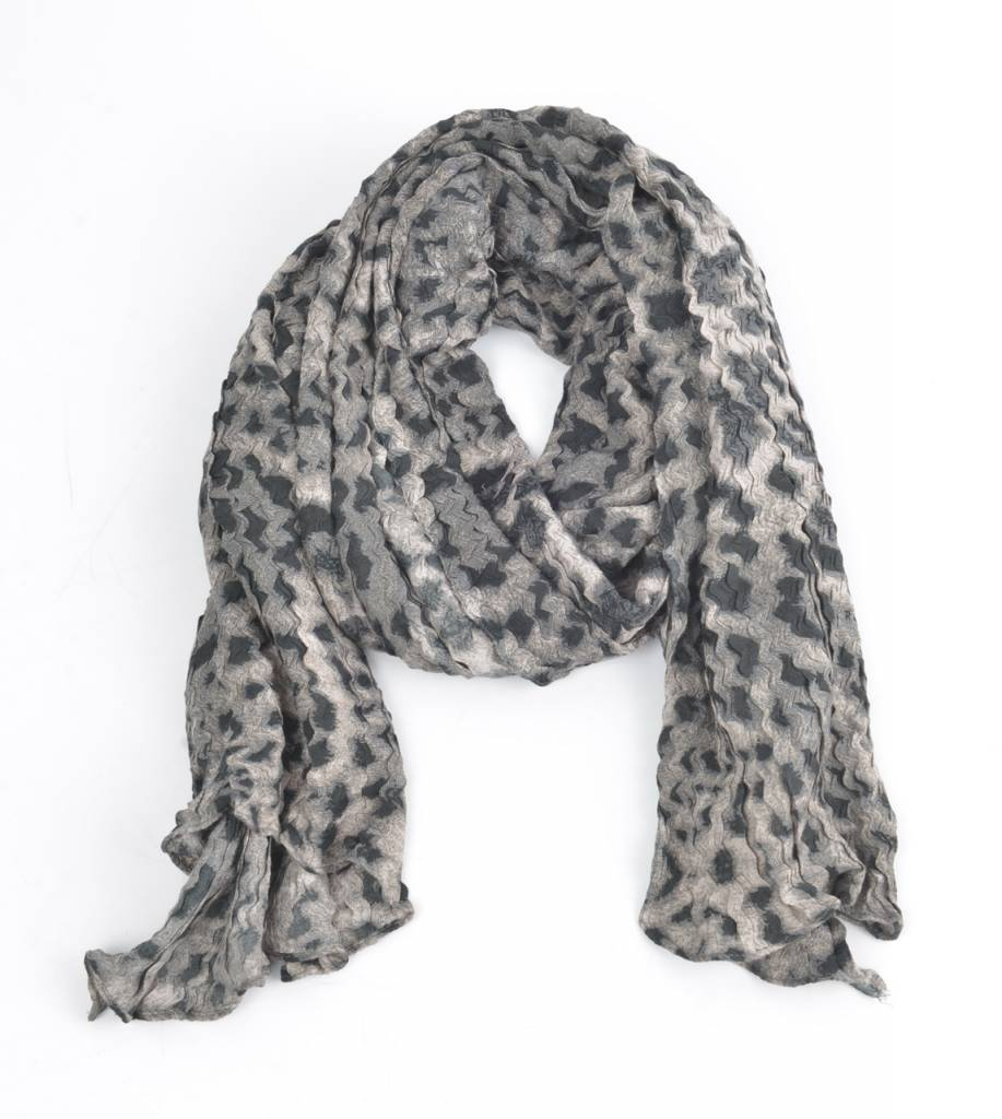 Animal Crush Scarf