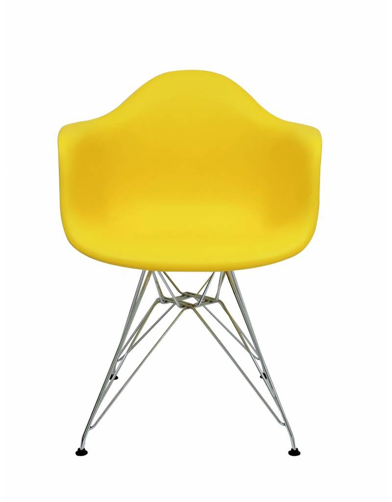 Eames Chair Dar Dar Eames Design Chair Yellow