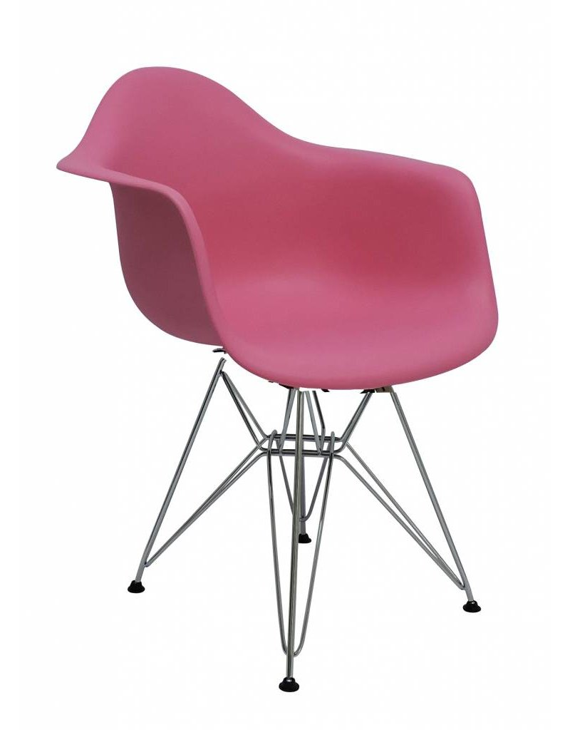 Eames Chair Dar Dar Eames Design Chair Pink