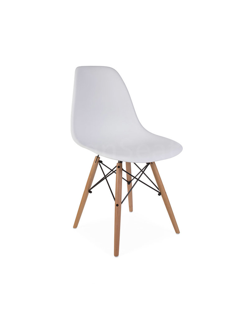 Eames Dsw Dsw Eames Design Dining Chair White
