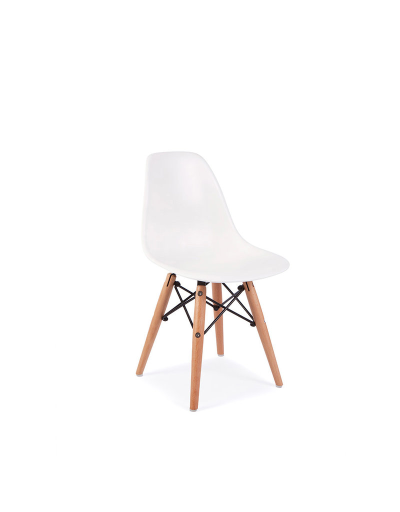 Eames Dsw Dsw Kids Eames Chair White