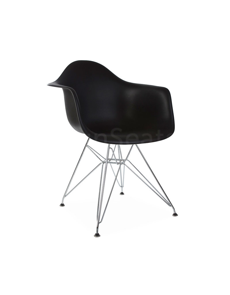 Eames Chair Dar Dar Eames Chair Black