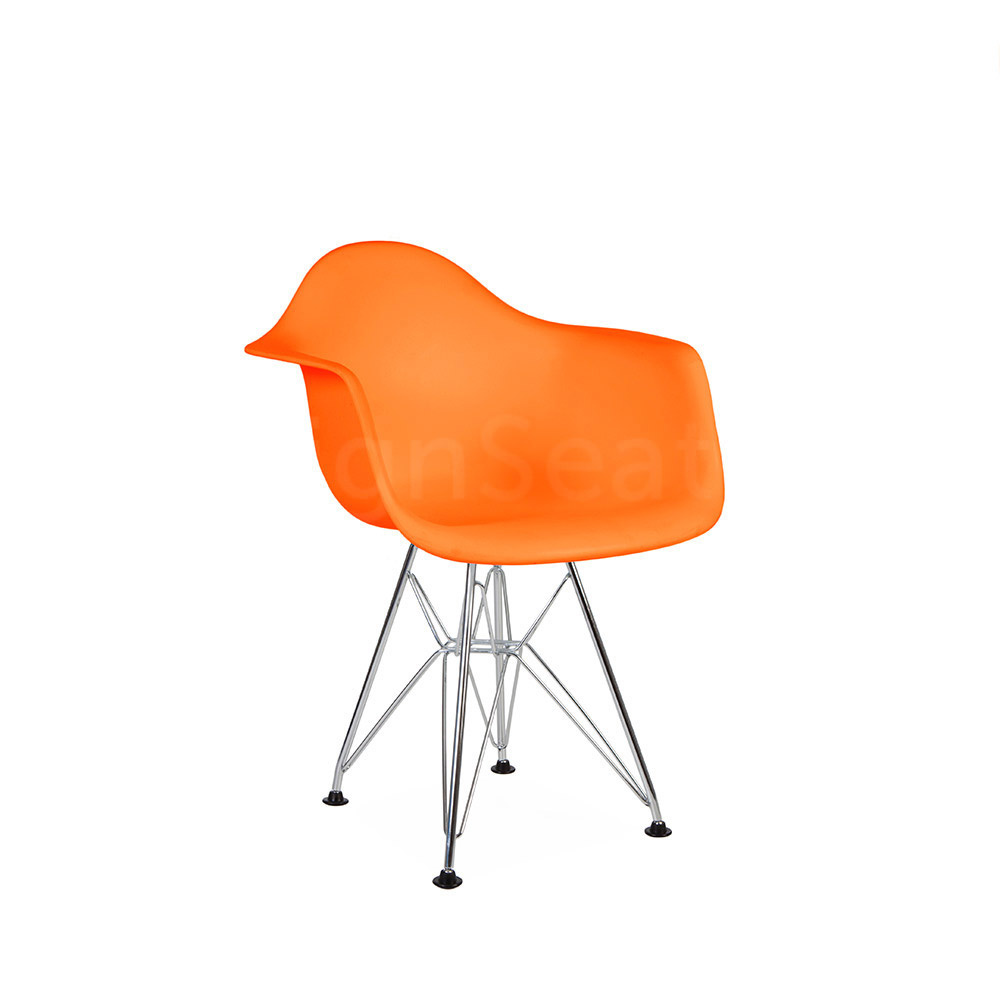 Eames Chair Dar Dar Eames Kids Chair Bright Orange