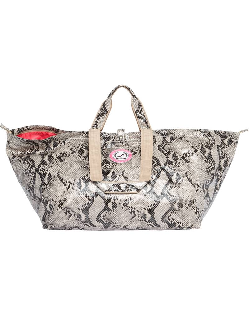 Grote Strandlakens All Time Favourites Shopper Big Python Naturel